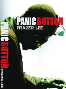 Panic Button official move novelisation by Bram Stoker Award Finalist Frazer Lee