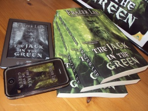 The Jack in the Green - get yours today!