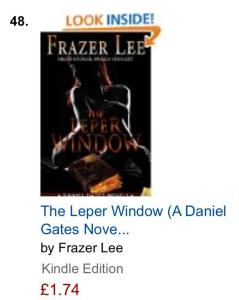 In the Top 50 Amazon British Horrors...