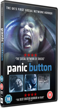 Panic Button DVD and download re-release 23 October 2017 - Frazer Lee